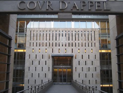 La Cour d'Appel d'Aix-en-Provence